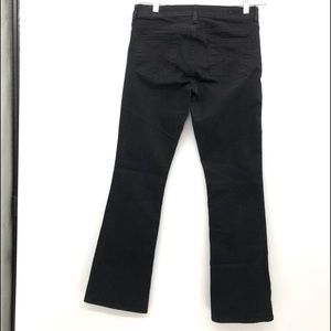 Kut from  Kloth Farrah BabyBootcut black jeans 4